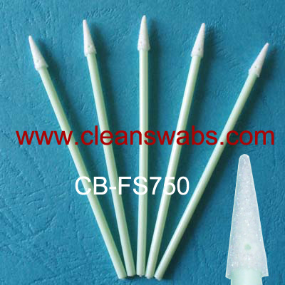 CB-FS750 Sharp Tip Foam Swab