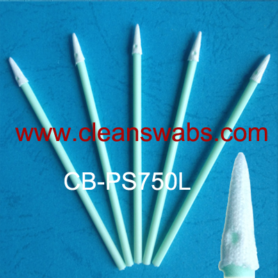 CB-PS750L Sharp Tip Polyester Swab